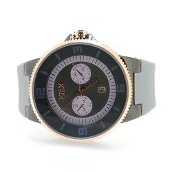 KEK horloge unisex grijs