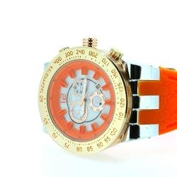KEK horloge unisex oranje