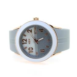 KEK horloge unisex lichtgrijs