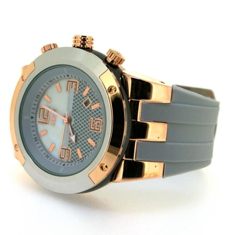 KEK horloge unisex donkergrijs